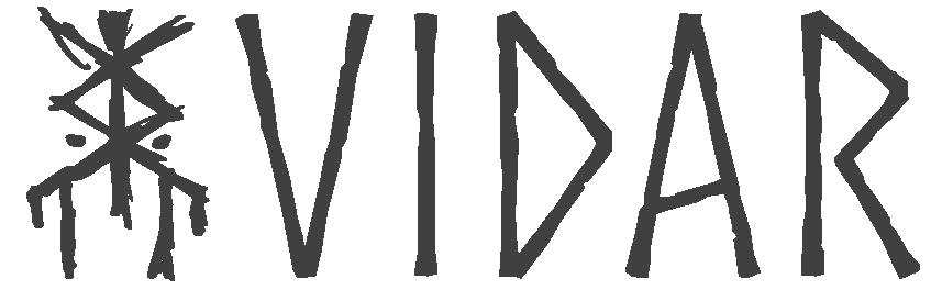 Vidar Logo